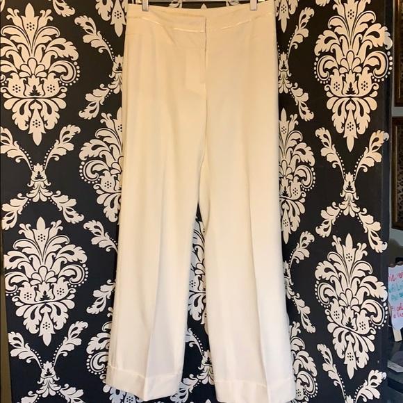 48f660cf83cc White House Black Market Pants | Nwt Cream Size 8 | Poshmark